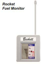 Wireless Fuel level Monitor Beckett Rocket