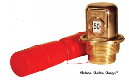 tank gauge, tank level gauge, scully golden gauge, oil tank gauge, fuel tank gauge, rain water gauge, rain tank gauge