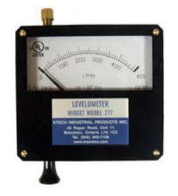 levelometer, pneumatic tank level gauge, tank level gauge, tank level monitor, oil tank gauge
