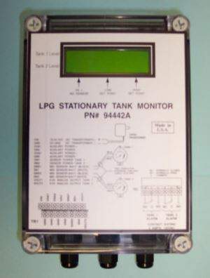 stationary tank gauge